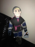 Brand new super soft Kristof from Frozen plush doll