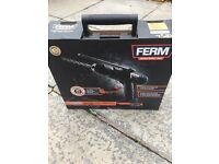 New and unused ferm cordless drill