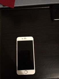 IPhone 6 64gb awesome condition gold