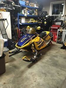 Looking for a 2004 skidoo mxz800 xpackage stock muffler