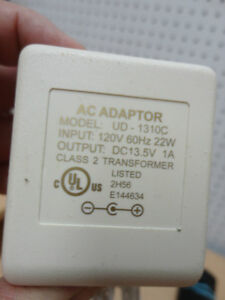 Assortment of AC Power Adapters -See Pictures for Voltages $5/ea Kitchener / Waterloo Kitchener Area image 4