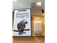 PARROT Toys & Book