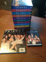 Entire FRIENDS DVD Collection.$100 FIRM
