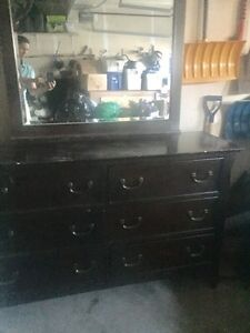 Moving sale  -Peir one dresser and mirror  Cambridge Kitchener Area image 2