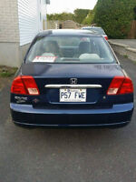2001 Honda Civic DX Berline