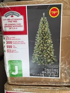 Brand new Christmas trees Kitchener / Waterloo Kitchener Area image 3