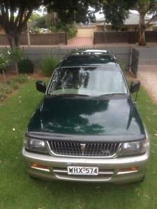 1999 Mitsubishi Challenger Wagon Seacliff Park Marion Area Preview