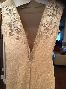 Designer wedding gown Sarnia Sarnia Area image 3