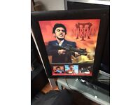 Scarface hologram Picture
