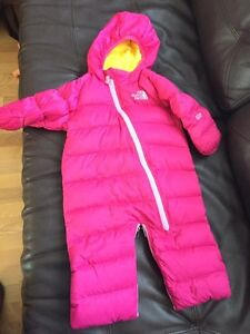Manteau north face bébé