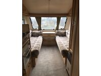4 berth with awning