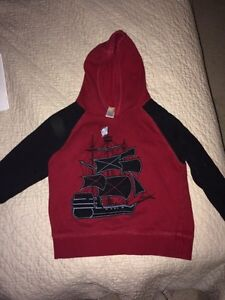 Boys PIRATE themed hoody from Gymboree! London Ontario image 1