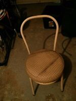 Three (maybe four) kitchen chairs