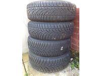 Dunlop tyres 195/65/R15