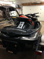 Nearly NEW Sea Doo used only 27 Hours