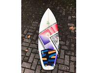 JP surf board RX5