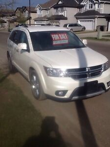 2014 Dodge Journey R/T AWD V6 - $22,000