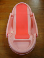 Portable Safety 1st Baby Tub (Pink)