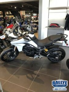 2018 Ducati Multistrada 950 Star White Silk