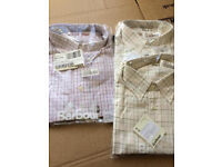 Brand new Men Barbour tattersall shirts