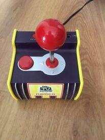Namco plug and play retro games console