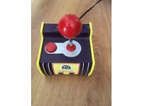 Namco plug and play retro games console