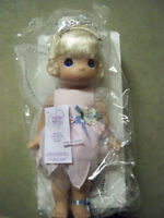 PRECIOUS MOMENTS-DOLL-TINKERBELL-NEW