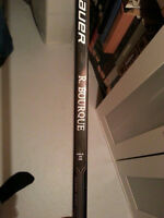 Bauer TotalONE NXG Pro stock player hockey stick (Rene Bourque)