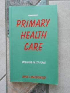 Primary Health Care Medicine in Its Place Macdonald Nursing Text