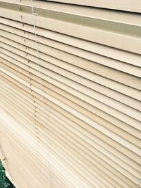 Wooden blinds x 3