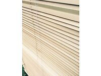 Wooden blinds x 3