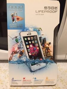 Life proof case for iPhone 6 Plus