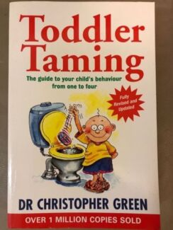 TODDLER TAMING BOOK - CHRISTOPHER GREEN