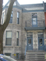 Westmount spacious upper duplex available now!