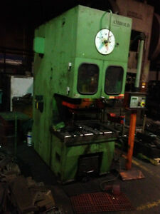 Industrial Punch Presses, Saw, Steel(new)