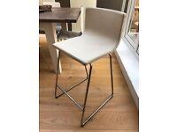 2x Ikea Bernhard Bar Stool