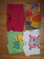 Youth brand name clothing lot for sale