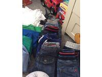 Boy clothes bundle.