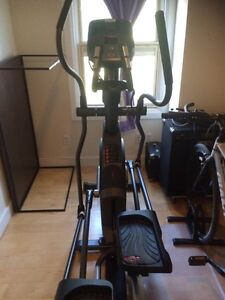 Barely used elliptical for sale!