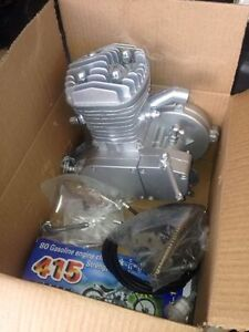 New 80cc Push bike Motor kits WITH INSTRUCTIONS Helensvale Gold Coast North Preview