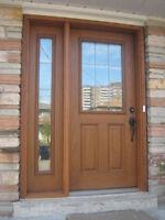 Superior Quality FiberGlass Doors __Replacement Special Price