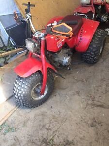 Big red 185s