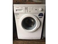 Bosch washing machine (delivery available )