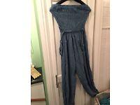 Ladies size small jumpsuit
