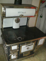 WANTED: -  McClary wood/coal stove!