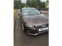 Audi A4 Avant 2011