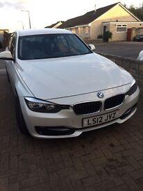 BMW f30 316d sport.