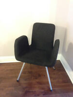 IKEA PATRIK office chairs x2 (perfect and clean condition)