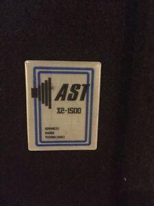 AST x2-1500 floor speakers (set of 2) Stratford Kitchener Area image 2