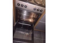 Free standing oven
